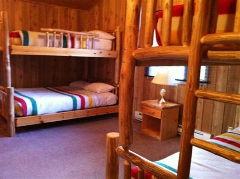 Wilderness Lodge Bunk Beds The Bunk Beds Picture Of Wiley Point Wilderness Lodge Kenora Tripadvisor