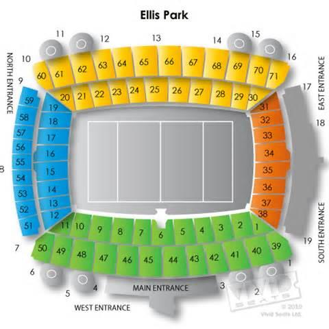 Ellis Park Floor Plan Ellis Park Stadium South Africa Seating Chart Vivid Seats