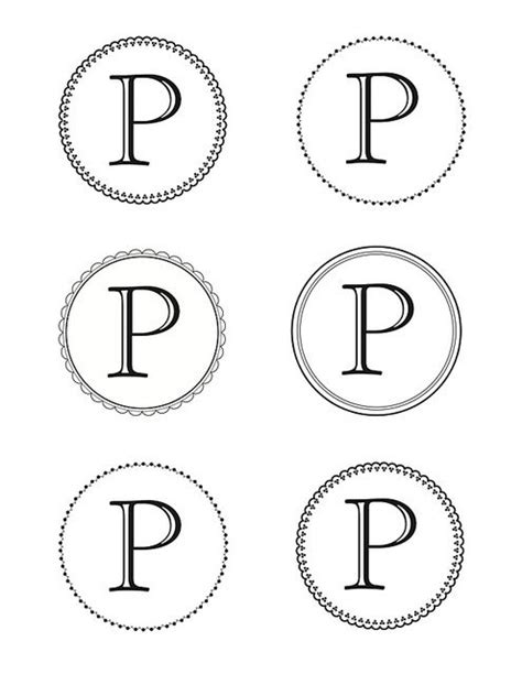 link for martha stewart printable letters i printed out