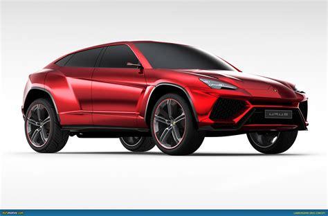 Lamborghini Uros Ausmotive 187 Lamborghini Urus Suv Concept Revealed