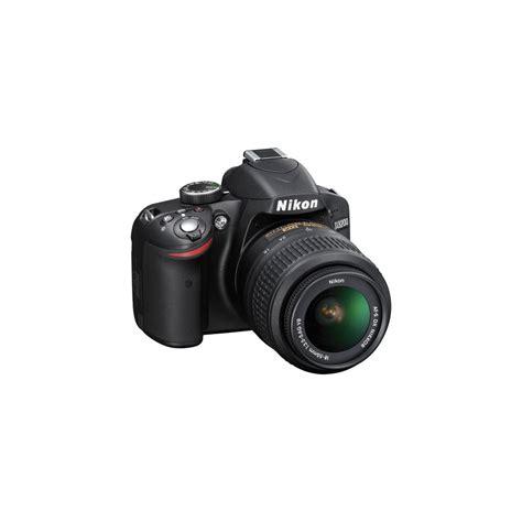 nikon black d3200 digital slr nikon d3200 digital slr with 18 55mm nikkor vr lens