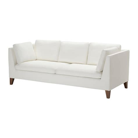 white ikea couch stockholm sofa r 246 st 229 nga white ikea
