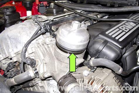 Bmw E90 Oil Filter Housing Gasket Replacement E91 E92