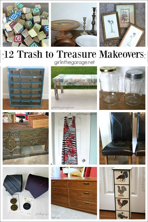 clever trash  treasure makeovers hometalk funky