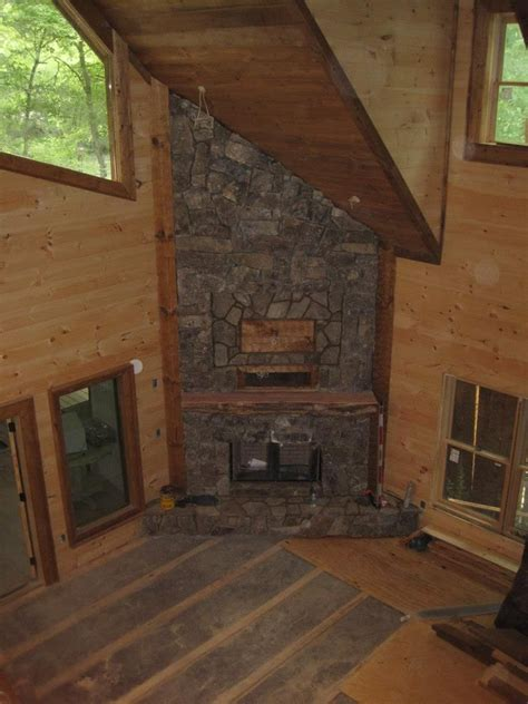 Rustic Corner Fireplace by Pin By Mike Kolb On Future Cabin Blue Ridge