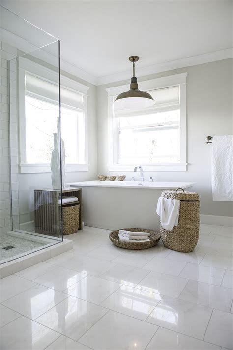 White Tiled Bathroom Ideas by Best 25 White Tile Floors Ideas On White