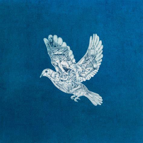 Coldplay Birds | artwork new coldplay album ghost stories corjan matsinger