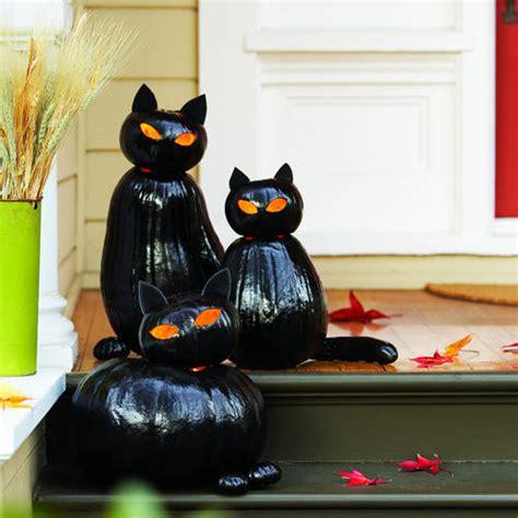 black cat painting designs 10 pumpkin decorating ideas ladylux