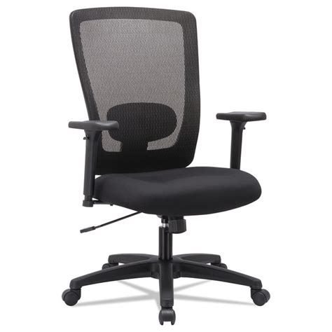 high back mesh chair alera 174 envy series mesh high back swivel tilt chair black