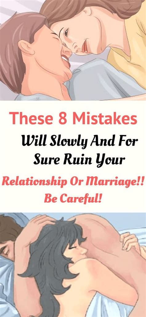 8 Mistakes We Repeat In Relationships by These 8 Mistakes Will Slowly And For Sure Ruin Your