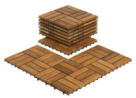 teak patio tiles deck tiles for a diy project with no skills needed the garden and patio home guide