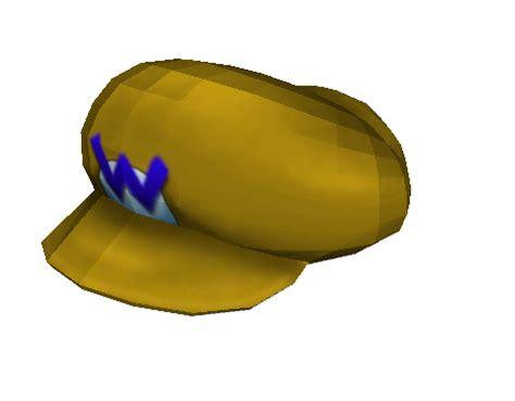 Paper Craft Hats - wario hat nintendo papercraft