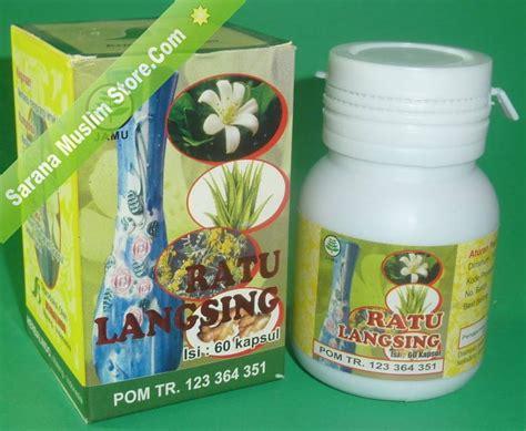 Murah Ratu Langsing ratu langsing herbalindo herbal pelangsing cepat dan