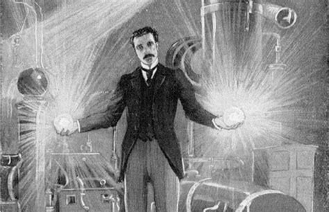 Tesla Wireless Electricity Nikola Tesla تسلا الكترون بوى Electron Boy