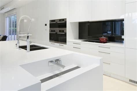 Kitchen Island With Sink And Dishwasher Espacio En Blanco M 225 S De 100 Ideas Para Cocinas Minimalistas