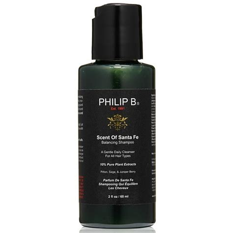 Free Balancing Gel Lotion 60 Ml 1 philip b scent of santa fe balancing shoo 60 ml