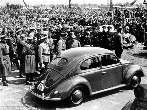 Vw Hitler Sticker by Volkswagen Ditches Historian After Shedding Light On