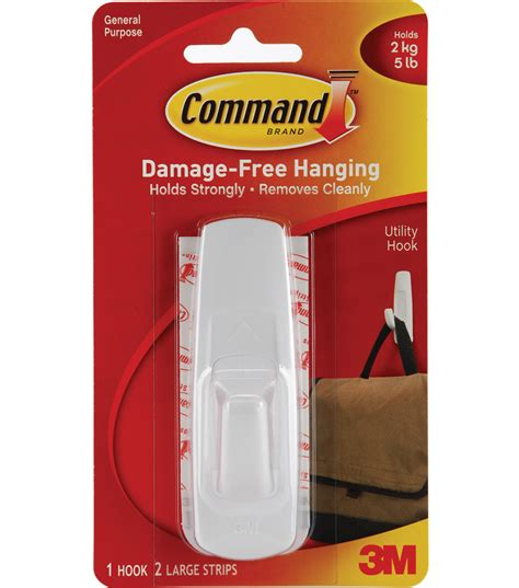 command medium picture hanging strips jo ann command strip hook picture hanger jo ann