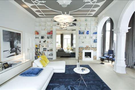 arredamento interni moderno arredamento moderno con design di grande stile in una casa