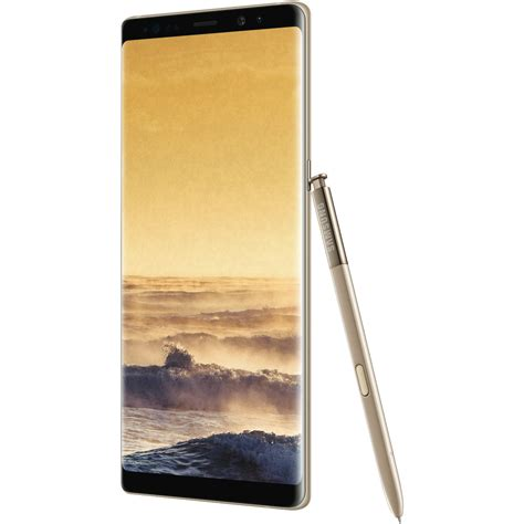 Samsung Note 8 Gold samsung 1091003765 galaxy note8 gold at the guys