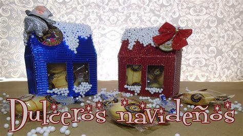 dulceros navidenos dulceros navide 241 os para regalar candy bu youtube