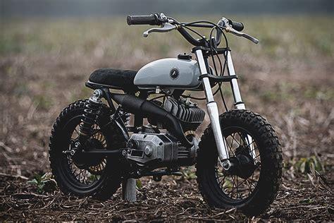 auto fabrica type  mini motosiklet motosikletclub