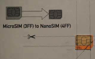 Nano Template by How To Cut Microsim To Nanosim Apps Directories