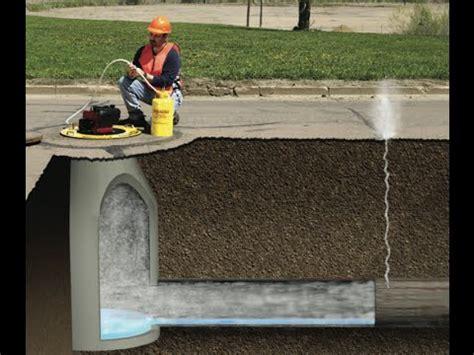 Plumbing Smoke Test Cost by Ripcord Power Smoker Smk18 24 Smoke Testing Sewer