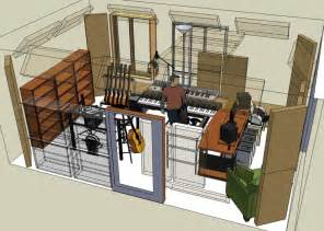 Music Studio Layout small music studio layout ideas joy studio design