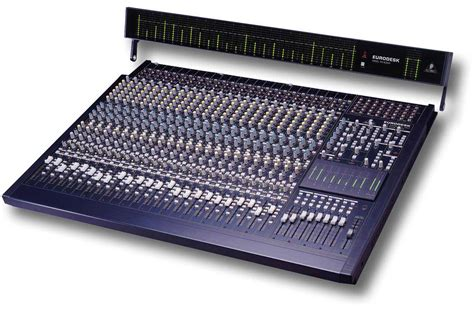 Mixer Behringer Mx 8000 eurodesk mx8000a behringer eurodesk mx8000a audiofanzine