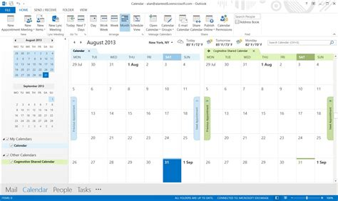Office 365 Outlook Not Syncing Folders Create A Company Shared Calendar In Office 365 Cogmotive