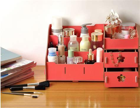 Tempat Make Up Hello tempat makeup dari kardus makeup vidalondon