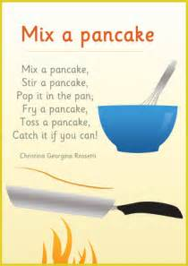 mix a pancake poster free early years amp primary teaching