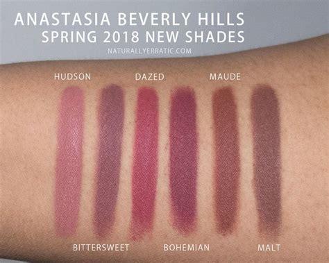 Lipstick Beverly beverly liquid lipstick swatches