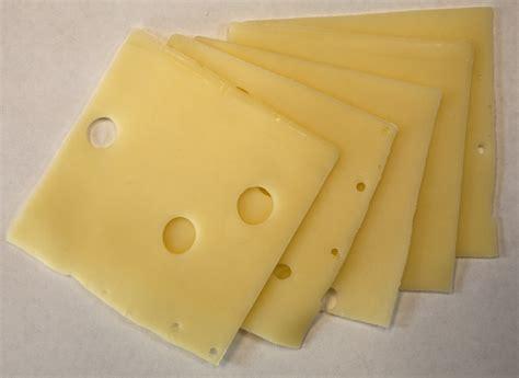 cheeses smoked and plain swiss cheese