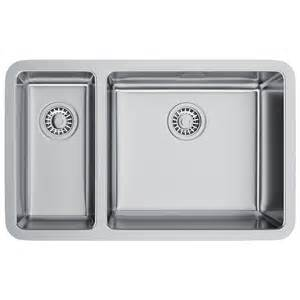 Kitchen Sinks Franke Franke Kubus Kbx 160 45 20 Stainless Steel Undermount Kitchen Sink 1220033140
