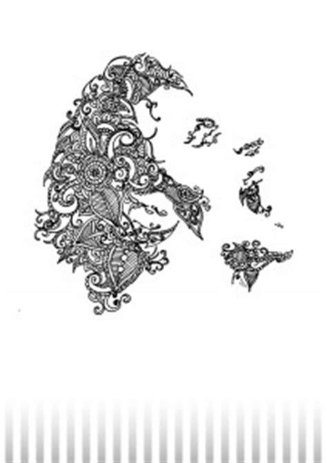 Batik Exclusive Tamara batik illustrations by zen baragbah gallery