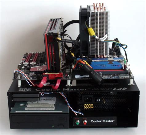 lab test bench coolermaster lab test bench v1 0 review eteknix