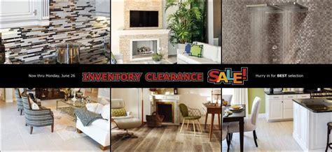 Tile Shop Sale For Big Tile Savings Shop Tile Outlets Of America June 16
