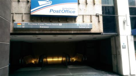 usps post offices 240 peachtree st downtown atlanta