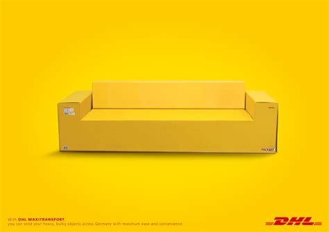 sofa advertising dhl print advert by european school of design sofa ads