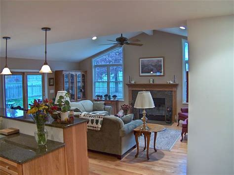 living room additions family room additions itasca