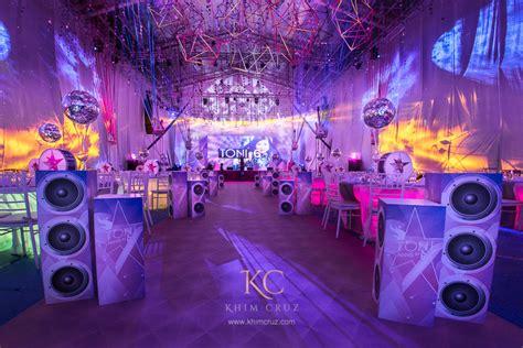 Rock Themed Events | toni rocks at 6 khim cruz wedding and event stylist davao
