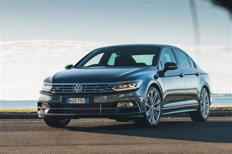 2017 Volkswagen Passat On Sale In Australia With 206tsi