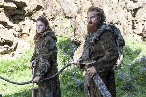 The Wildling of thrones actor kristofer hivju wildling tormund