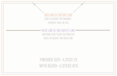 4 75 x 4 75 card template rack card templates