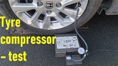 test tyre compressor pa youtube