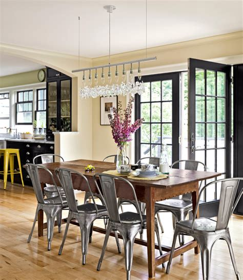 country living dining rooms decorating for lighting the dining room laurie jones home