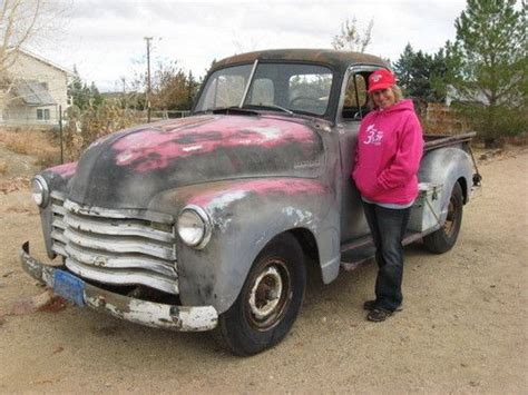 short bed truck cer craigslist sell used 1953 1st edition 5 window short bed chevy truck
