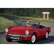 Triumph Spitfire  Classic Car Review Honest John